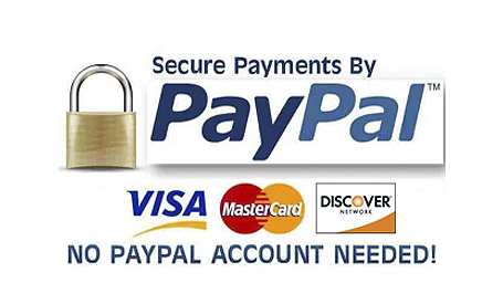 PayPal Welcome Here