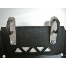 DL650 Skid Plate Adapter Bracket Set
